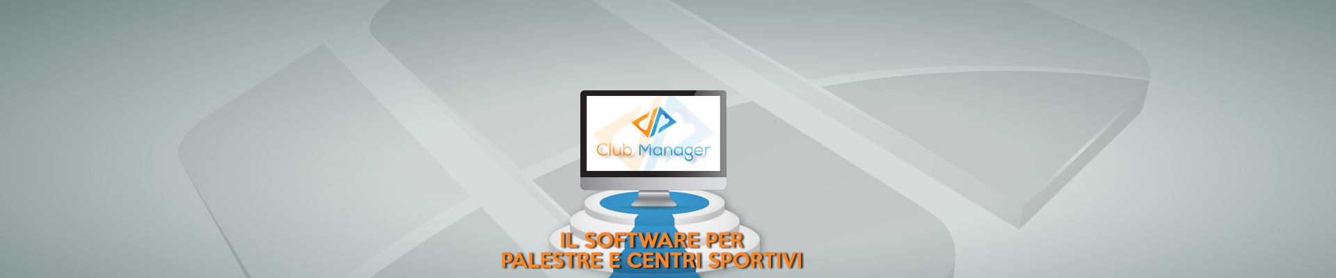 Club Manager, Software Palestre
